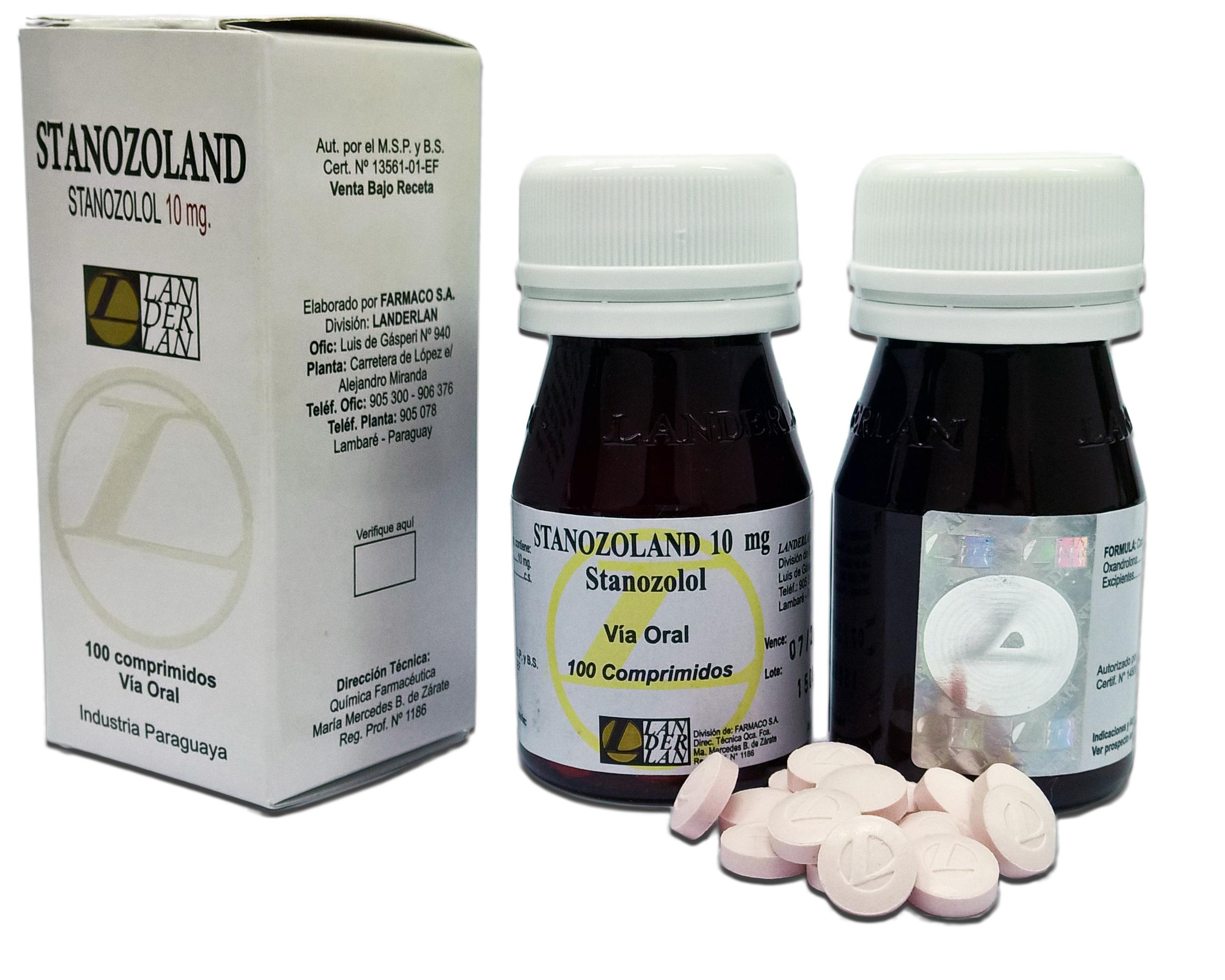estanozolol landerlan oral chile